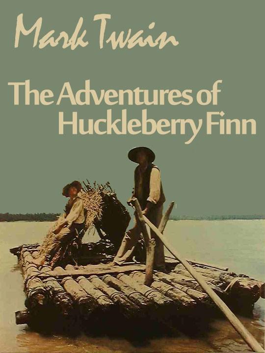 the adventures of huckleberry finn - 540×720